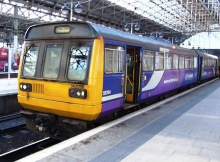 46. – Manchester Piccadilly to Sheffield - £21.99
